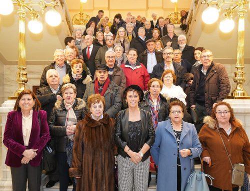 El Ayuntamiento celebra el acto de reconocimiento a las personas voluntarias de los Centros de Personas Mayores 2019