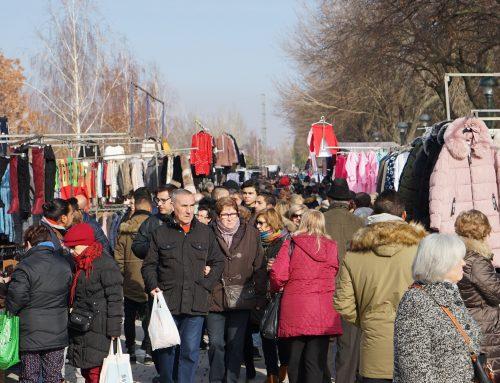 Se suspenden los mercadillos y otras actividades al aire libre que aglutinen un elevado número de personas