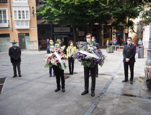 El alcalde recuerda a las víctimas del coronavirus y destaca la unidad lograda en el Ayuntamiento para la salida de la crisis