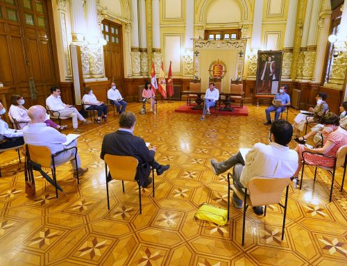 Acuerdos adoptados por la Junta de Gobierno de Valladolid en su reunión de hoy, 24-06-2020