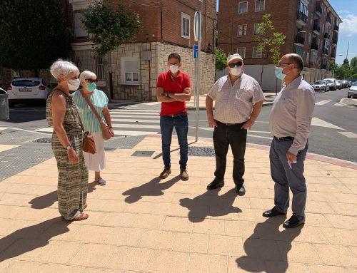 Otro compromiso cumplido: finaliza la reurbanización de la calle Gaudí, en el Cuatro de Marzo, tras invertir 208.000 €