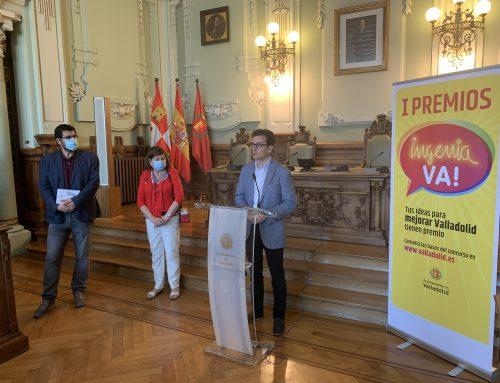 """El Ayuntamiento presenta la primera edición de los """"Premios Ingenia"""" para distinguir las mejores ideas para mejorar la calidad de vida en Valladolid"""
