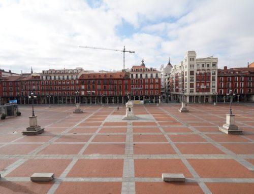 La Plaza Mayor acogerá el Acto Institucional en recuerdo de las víctimas del COVID-19 y en homenaje a los profesionales que han estado en primera línea en la lucha contra la pandemia