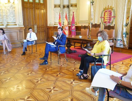 El Ayuntamiento de Valladolid regula por primera vez el teletrabajo que incluye la desconexión digital y un horario compatible con la conciliación familiar