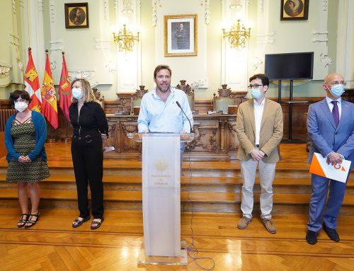 """El alcalde presenta una segunda tanda de acuerdos  del grupo de trabajo COVID 19: """"No sé si predicamos mucho, pero por lo menos nosotros damos trigo"""""""