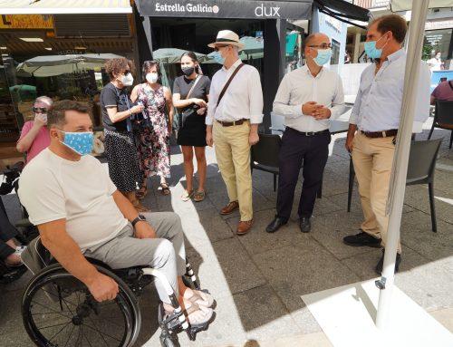 Campaña de sensibilización sobre el buen uso de los aparcamientos para personas con movilidad reducida