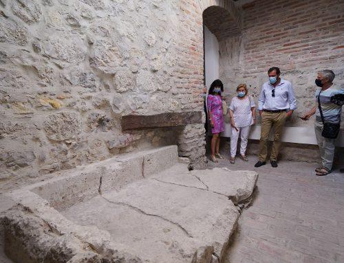 Valladolid pone en valor las bodegas de San Benito con un punto de información turística y una sala de exposiciones