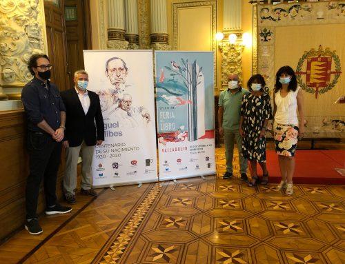 El cartel oficial de la 53 Feria del Libro rinde homenaje a Miguel Delibes