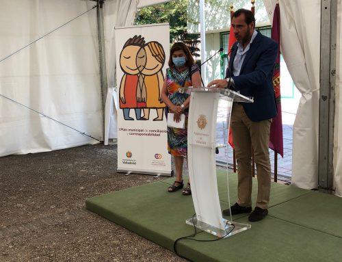 Valladolid, primera ciudad de la Comunidad que estrena Plan Municipal de Conciliación y Corresponsabilidad