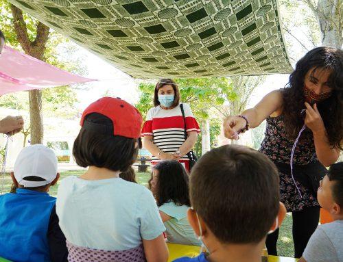 """El Centro Municipal de la Igualdad acoge el campamento urbano """"Reconectando con nuestra naturaleza"""""""