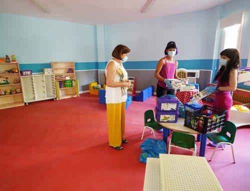 """150.000€ para ampliar la escuela infantil """"El Tobogán"""" de La Rubia"""