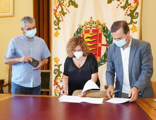 Nuevo convenio para la celebración de ferias y mercados de artesanía: el Mercado Castellano, en Portugalete