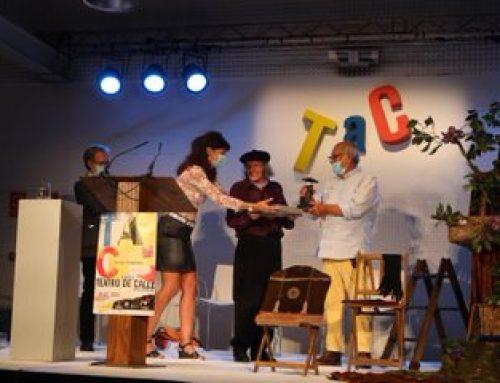 """El TAC rinde homenaje a 'Licas', una institución de la escena vallisoletana, """"que ha hecho de lo pequeño un gran arte"""""""