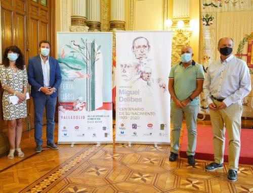 «A pesar de todas las dificultades», Valladolid opta por celebrar la Feria del Libro «más segura»