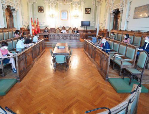 Acuerdos adoptados por la Junta de Gobierno de Valladolid en su reunión de hoy