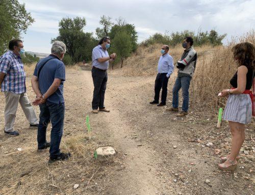 Más de 22.000 € para recuperar en 2 meses los caminos del parque de El Tomillo