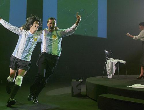 Inicia su gira nacional en el LAVA de Valladolid el premiado 'Shock' de Andrés Lima