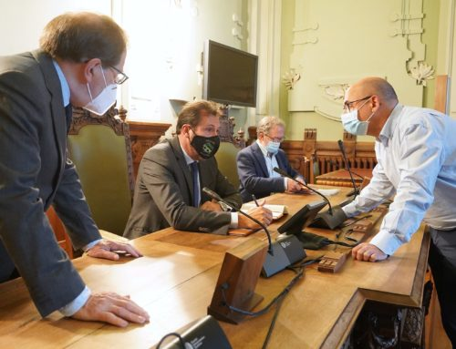 620.000 euros para el servicio de comidas del comedor social municipal