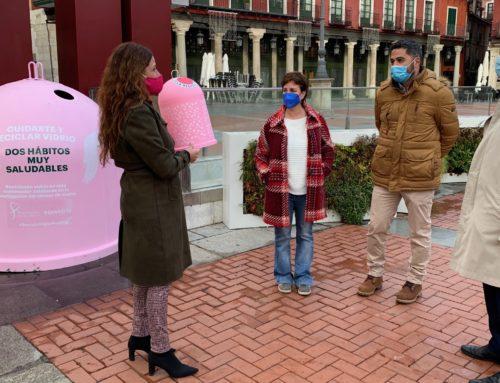 """El Ayuntamiento promueve la campaña  """"Recicla vidrio por ellas"""""""