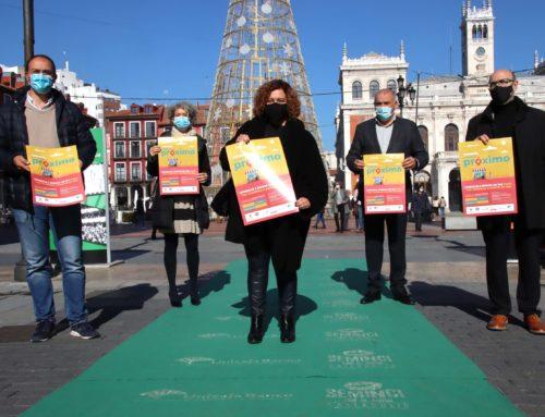 El Ayuntamiento amplía la «exitosa» campaña de bonos-descuento para reactivar el comercio minorista de Valladolid