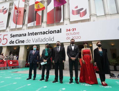 Valladolid reafirma su compromiso con la cultura en la 65 SEMINCI