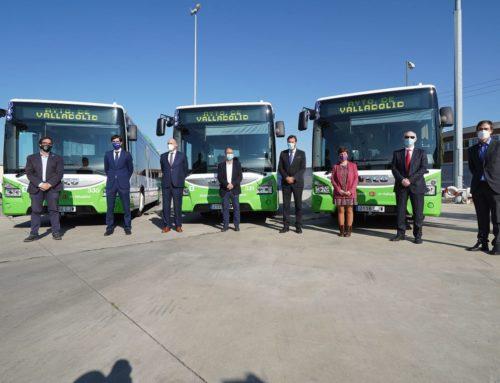 El ayuntamiento invierte un total de 15,5 mil€ en la renovación de vehículos de GNC y en la primera gasineria de Valladolid