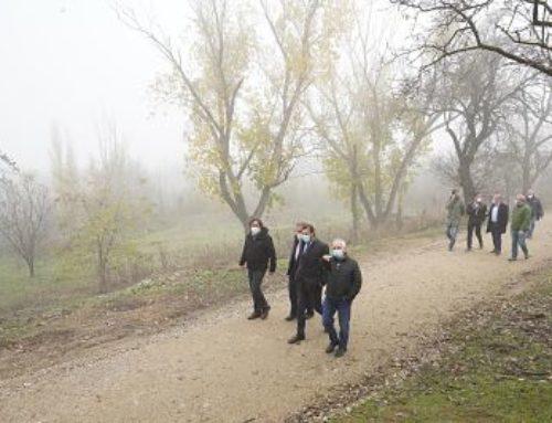 """Recuperados los caminos del parque """"El Tomillo"""" que habían solicitado los vecinos"""