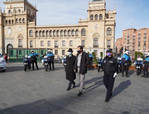 El actual equipo de gobierno renueva en solo 6 años la mitad de la flota de la Policía Municipal