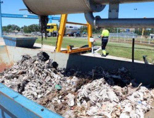 El mal uso de toallitas y otros residuos arrojados al retrete le cuesta más de 50.000€ anuales al Ayuntamiento