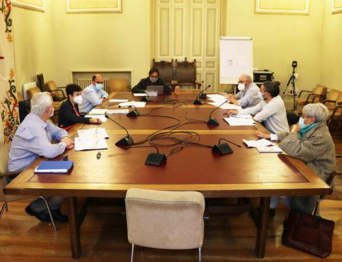 El Ayuntamiento explica a los vecinos los beneficios de las obras del colector del Paseo Zorrilla y los cambios en la movilidad