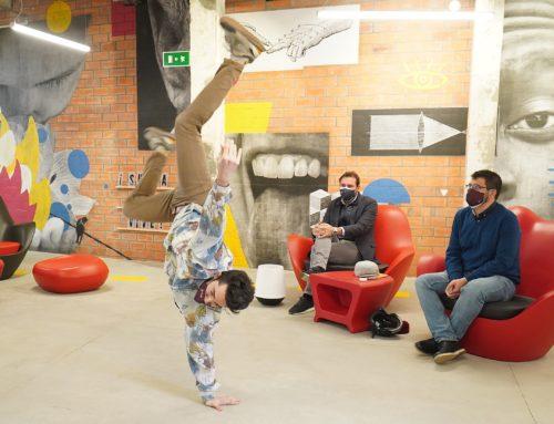 Valladolid estrena «el mejor Espacio Joven de España» en La Rondilla