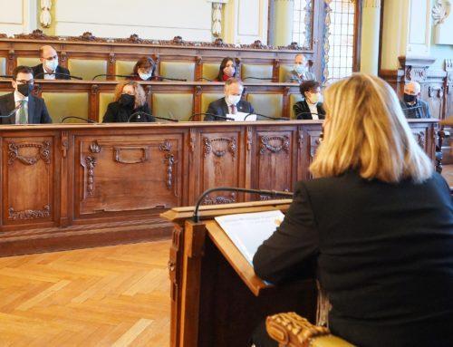 PP y Vox dan la espalda a los presupuestos que aumentan un 71% las inversiones para hacer frente a la pandemia en Valladolid