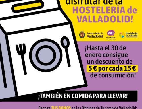 Campaña de bonos para ayudar al sector hostelero de Valladolid