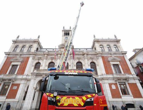 """El Ayuntamiento de Valladolid denuncia la """"nula voluntad"""" de acuerdo de la Diputación para la prestación del servicio de extinción de incendios en los pueblos de alfoz"""