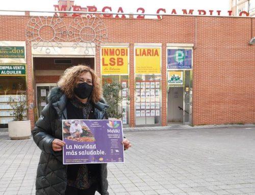Campaña para animar al consumo en los mercados municipales