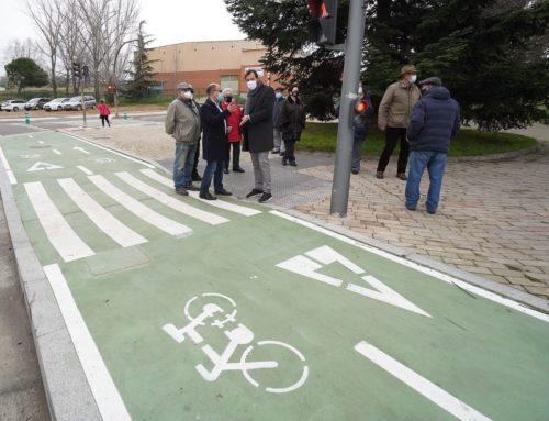 El Ayuntamiento mejora la accesibilidad de Pajarillos y San Isidro con una inversión de 883.000 euros