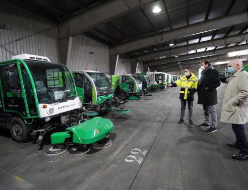Un nuevo certificado ISO confirma la calidad del Servicio Municipal de Limpieza de Valladolid