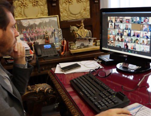 El alcalde se lo deja claro a la Junta: Si hay más restricciones tienen que acompañarse de ayudas para los sectores afectados