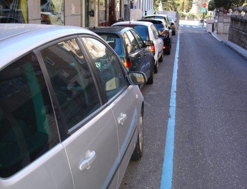 Más plazas de aparcamiento disponibles para los residentes de la zona 1 de la ORA