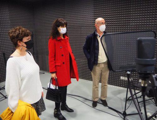 El estudio de grabación del LAVA se abre a los músicos locales con nuevos equipos