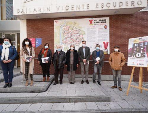 """Los centros cívicos estrenan paneles que recuerdan las """"cuadrillas"""" de la """"Valladolid Comunera"""" como germen del movimiento vecinal"""