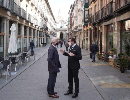 Valladolid y Logroño apuestan por la colaboración frente a la competencia para compartir proyectos vinculados al turismo enológico, la cultura, la innovación y la movilidad sostenible