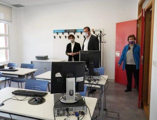 Rondilla estrena remodelación en su Centro de Mayores tras una inversión de 888.000 €