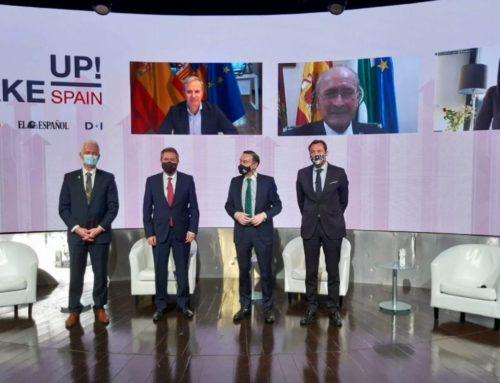 Óscar Puente reivindica en sintonía con otros alcaldes la gestión de un 10% de los fondos europeos