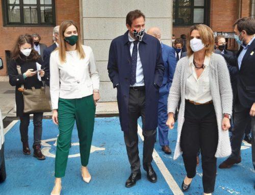 Óscar Puente defiende el modelo de Valladolid en el foro sobre movilidad sostenible y eficiente inaugurado por la Ministra para la Transición Ecológica