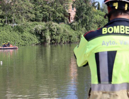 Valladolid, preparado para afrontar posibles desbordamientos