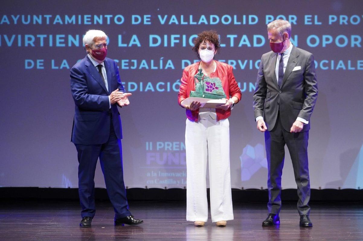 Premio FUNDOS a la Innovación Social Pública para la Concejalía de Servicios Sociales y Mediación Comunitaria