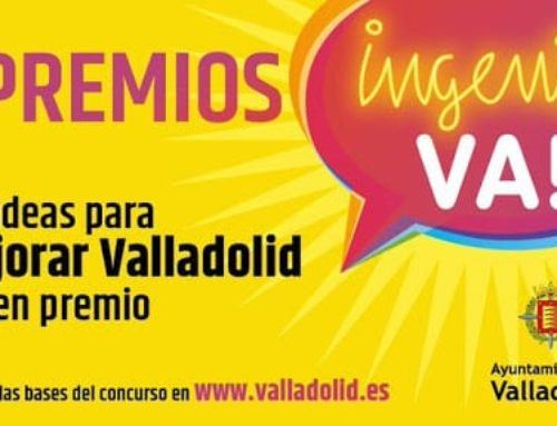Las mejores ideas para Valladolid tienen premio