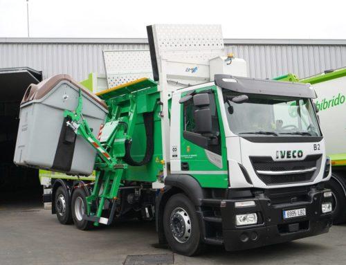 Aprobada la compra de tres nuevos vehículos para recogida de residuos por 825.000 euros