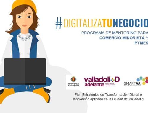 El programa 'Digitaliza tu negocio' abre el plazo de inscripción